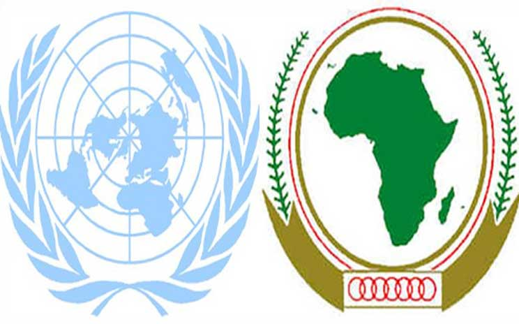 UN AND AFRICAN UNION